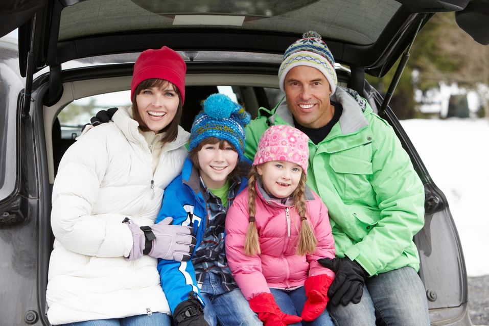Winter vacation tips for people with tmj for Warm winter family vacations