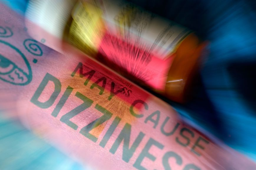 could your tmj disorder cause dizziness