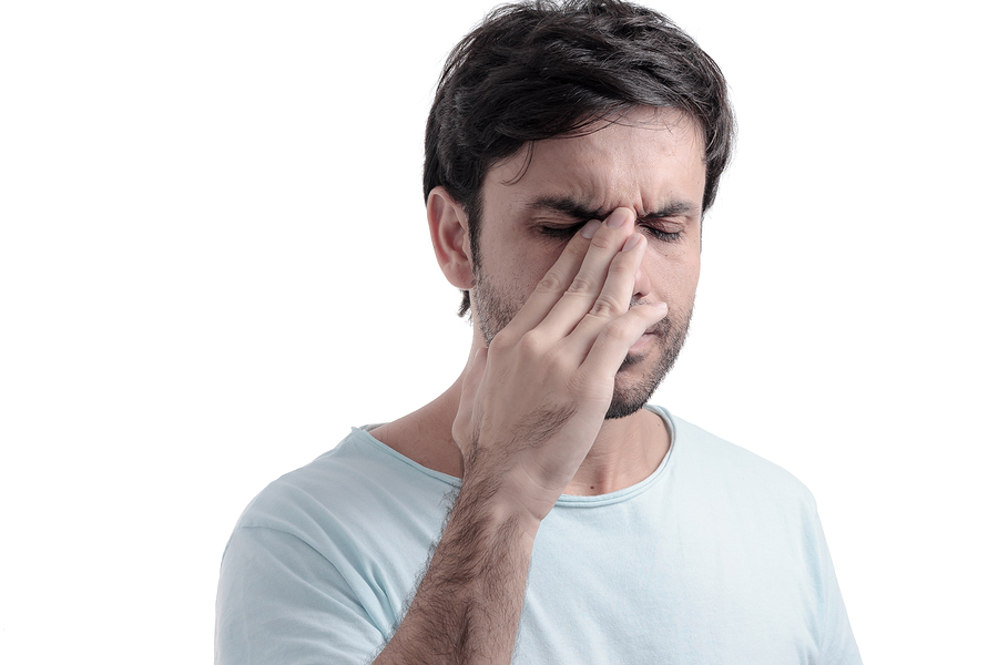 how to find if we have nasal congestion